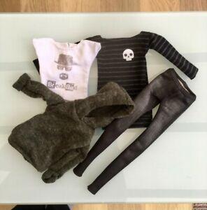 Minifee slim msd 1/4 bjd clothes bundle