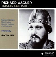 Tristan and Isolde Met live 1/3/1958 [CD]