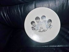 THE BEATLES OFFICIAL (with crest) Hanley Washington Pottery England 1963 Plate