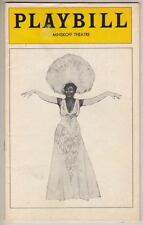 "Pearl Bailey   ""Hello, Dolly!""   Playbill  1975  Revival  Billy Daniels"