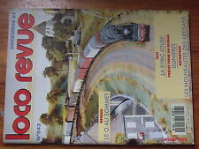 $$v Loco-Revue N°543 Sybic Jouef  gare Dunieres  Astrid Cachin  1-232 TC