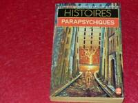 [BIBLIOTHEQUE H. & P.-J. OSWALD] HISTOIRES PARAPSYCHIQUES COLL. GASF SF 1983 EO