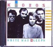KRONOS QUARTET: WHITE MAN SLEEPS Bartok Ives Volans Hassell Coleman Johnston CD