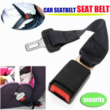 14'' Universal Car Seat Seatbelt Safety Belt Extender Extension 7/8'' Buckle
