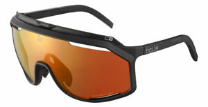 BOLLE Chronoshield Performance Sunglasses -NEW- Authentic Bolle + Hard Case
