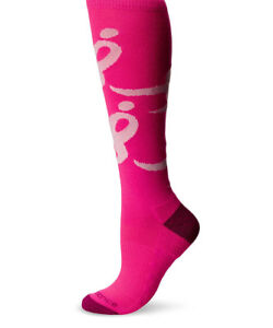 New Unisex New Balance Lace Up For The Cure Socks - Women's Size 10-12