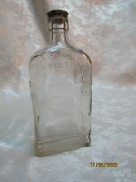 Rare Green River Oldetyme Distilleries Pint Horse Shoe Whiskey Liquor Bottle Lid