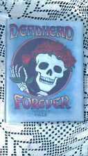 DEADHEAD FOREVER Property o Haze BOOK GRATEFUL DEAD Jerry Garcia no wear or tear