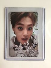 XIUMIN Exo SING FOR YOU Winter Special White Ver Photocard KPOP Photo Card
