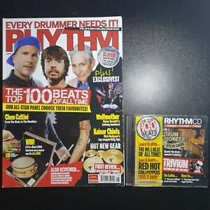 Rhythm Magazine June 2007 No.138 (279) (With CD)Clem Cattini Kaiser Chiefs