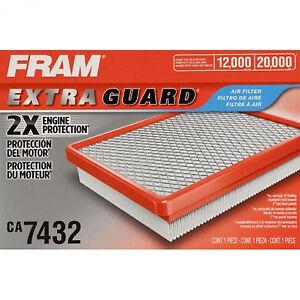 NEW FRAM Air Filter  CA7432