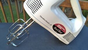 Vintage Hamilton Beach 5 Speed Mixer Model 62580 Excellent Condition