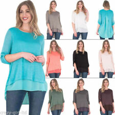 Casual Tops & Shirts for Women with Buttons Singlepack