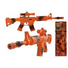 Combat MISSION FRIZIONE Assualt RIFLE TOY MACHINE Gun per bambini Kids Mimetico