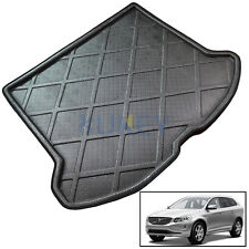 Fit For 09-17 Volvo XC60 Rear Trunk Mat Boot Liner Cargo Tray Floor Carpet Pad