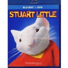 Stuart Little (Blu-ray/DVD, 2015, 2-Disc Set) NEW