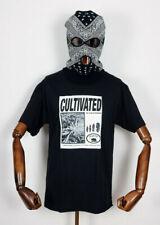 Primitive Skate Skateboards Tee t-shirt Vintage Ad black En XXL 2XL P-Rod