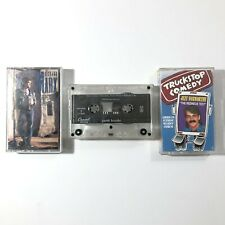 Vintage Capitol Records Richard Marx Garth Brooks Jeff Foxworthy Lot of 3 Tapes!