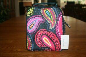 Vera Bradley LUNCH BUNCH LIGHTEN UP  insulated bag tote sack box Retired  NWT