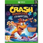 Crash Bandicoot 4: It's About Time For Xbox (Enhanced for Xbox One X)