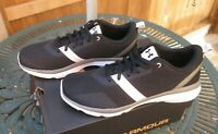 Under Armour Trainers Press 2 Running Fitness Gym Trainers Black UK 6 New In Box