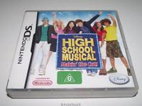 High School Musical Makin the Cut Nintendo DS 3DS *Complete*