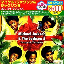 CD - Michael Jackson & The Jackson 5 - Compact Christmas (MADE IN JAPAN) SEALED