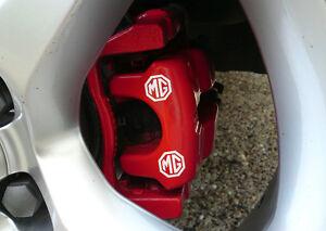 MG Brake Caliper Calliper Decals Stickers MGB MGF RV8 ZR ZS ZT ZT-T ALL OPTIONS