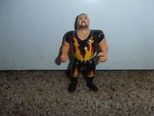 BAM BAM BIGELOW wwf SERIES 8 wrestling HASBRO figure RED CARD