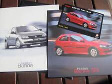 Holden Barina Sales New sales brochure set