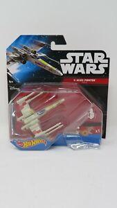 Mattel Hot Wheels Star Wars X-Wing Fighter Red 5