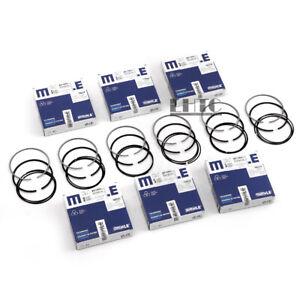 6x Piston Ring Set Φ88mm For Mercedes-Benz W204 W211 C250 C300 E300 M272 2.5 3.0