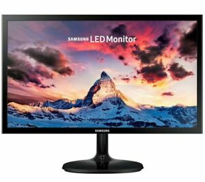"SAMSUNG Full HD 22"" LED Monitor - Black - Comet (LS22F350FHUXEN)"