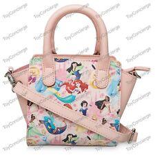 Disney Parks Crossbody Bag Disney Princess Purse Small Nwt
