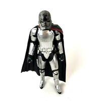 "Star Wars Captain Phasma LFL Hasbro SA 11"" Figure plastic cape"