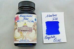 NOODLERS INK 3 OZ BOTTLE BAYSTATE BLUE