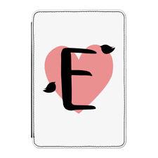 Cœur Alphabet Housse pour IPAD Mini 4 - Saint Valentin Jour Copine
