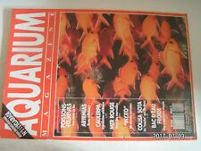 **aa Aquarium Magazine n°92 L'éclairage / Myxocyprinus / Artemias