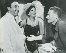 SOPHIA LOREN PETER SELLERS THE MILLIONAIRESS 1960 PHOTO ORIGINAL #111