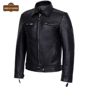 German Luftwaffe Latest Men Genuine Cowhide Leather Biker Motorcycle New Jacket