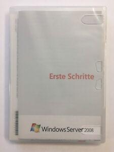 Windows 2008 Server Standard 32/64 Bit SP2 inkl. 5 CAL Deutsch P73-04710