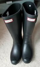 Hunter Norris Rain Boots Black size 42 EU