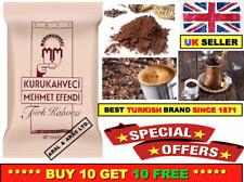 Traditional TURKISH COFFEE 100g ROASTED GROUND / GREEK COFFEE CYPRIOT COFFEE /