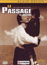 LE PASSAGE: ALAIN DELON - Christine Boisson - PAL Region 2 DVD - NEW