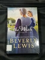 The Wish by Beverly Lewis (2016, Hardcover, Large Type)