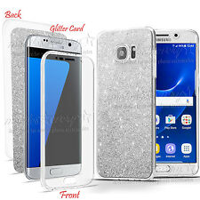 Luxury Ultra Slim Shockproof Bumper Case Cover for Samsung Galaxy S7 S8 Plus Clear Samsung Note 5