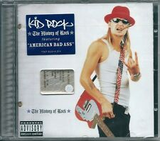 Kid Rock. The History of Rock (2000) CD NUOVO SIGILLATO American Bad Ass. Paid