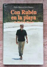 Pablo Marcial Ortiz Con Ruben Berrios En La Playa Un Diario Vieques Puerto Rico