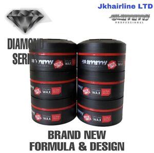 GUMMY DIAMOND SERIES ULTRA HOLD STYLING WAX (ULTRA STARK) 6 X 150 ML