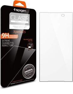 Lot 2 Spigen Tempered Glas tR Slim Xperia Z5 Screen Protector